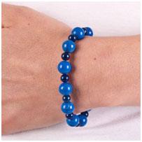 blauwe-armband