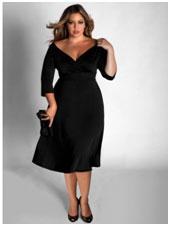 zwart-kleed