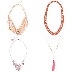roze-halskettingen