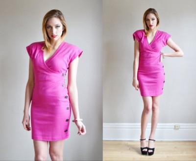 roze kleding