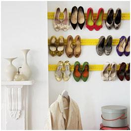 schoenen-sierlijst