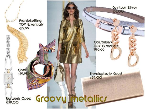Groovy-metallics