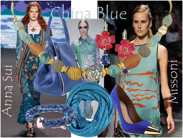 china-blue