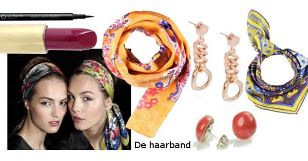 de-sjaal-als-haarband